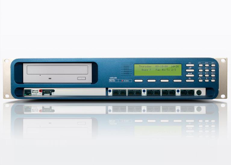 Fax Server Octo | Quarto